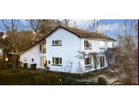 4/5 double bedroom house in Kinnoull, offers over