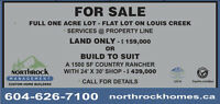 Lot in Whitecroft, BC near Sun Peaks