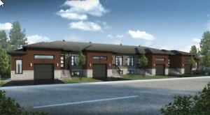 Be the FIRST OWNER of this BRAND NEW TOWNHOUSE in EMBRUN!