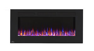Napoleon 42-Inch 50-Inch Allure  Electric Fireplace-NEFL50FH-M