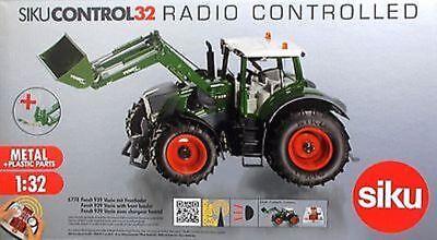 SIKU 6778 Control Fendt 939 Vario mit Frontlader NEU+OVP sofort lieferbar