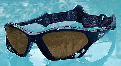 SeaSpecs Polarized Sunset Water Sport Sunglasses FREE CASE + STICKER!
