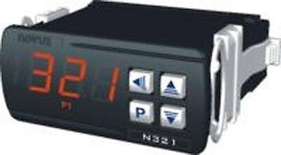 Novus N321 Electronic Temperature Indicator Heatingcooling