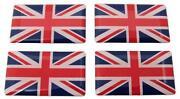 Small Union Jack Sticker