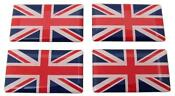 Small Union Jack Sticker
