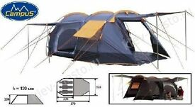total camping equipment gear - 3 man Sherpa tent, 2nd tent and all accessories