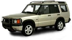 2000 Land Rover Discovery w/Cloth SUV, Crossover
