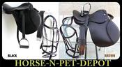 All Purpose English Saddle 18