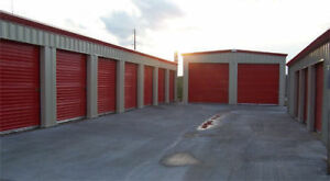 Storage Lockers - Lowest price storage units in Calgary