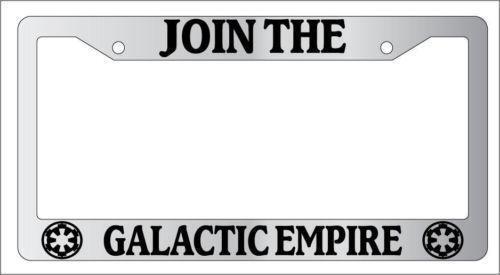 Star Wars License Plate | eBay