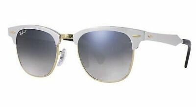 Ray Ban Sunglasses  RB 3507 137/40  Brushed Silver w/ a touch of (Touch Sunglasses)