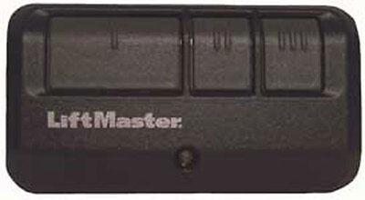 LIFTMASTER 893MAX Garage Door Openers Three Button Remote Control