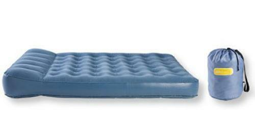 """Aerobed Twin Size Inflatable Air Mattress 9"""" H & Electric Pu"""