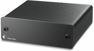Pro-Ject-Preamplificador-De-Telefono-Phono-Caja-MM-amp-MC-negro-negro