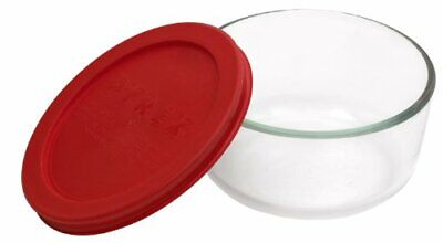 Pyrex Simply Store 2-Cup Round Glass Food Storage (Round 2 Store)