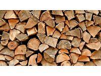 Premium Kiln Dried Hardwood Fire Wood Logs