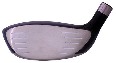 MENS RH 8.5 DEGREE FORGED TITANIUM DRIVER; wSTIFF FLEX STEEL SHAFT & HEAD COVER
