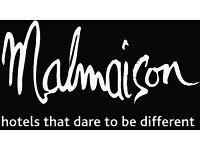 Night Porter - Malmaison Manchester plus great benefits