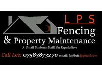 Fencing & property services