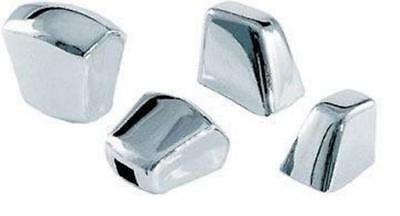 67 68 69 70 Camaro Firebird Chrome Seat Knob Kit Set of 4