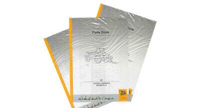 Jcb 406407408409 Wheel Loader Service Shop Repair Manual - Part 98034200