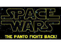 Space Wars - The Panto Strikes Back!