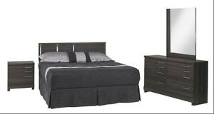 Brand new 5 pc bedroom set $498 only FREE DELIVERY +SETUP