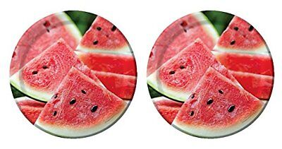 Summer Watermelon Seeds 9 inch Paper Plates (16 count)](Watermelon Paper Plates)