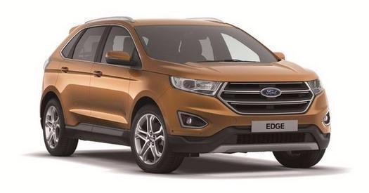 2017 Ford Edge 2.0 TDCi 180 Titanium 5 door Diesel Estate