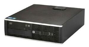 HP Compaq 8200 Elite PC - i5-2500 3.3GHz, 4GB, 500GB, DVD-RW, Wi