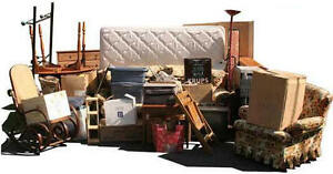 JUNK REMOVAL TIME? WE DONATE AND DISPOSE OF PROPERLY