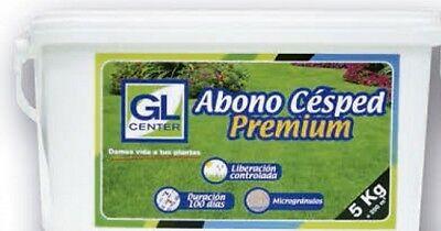 Abono cesped Premium 100 dias 5 Kg GL CENTER