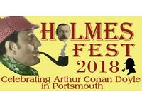 Holmes Fest 2018 - THREE Cheers For Arthur Conan Doyle - 27th June