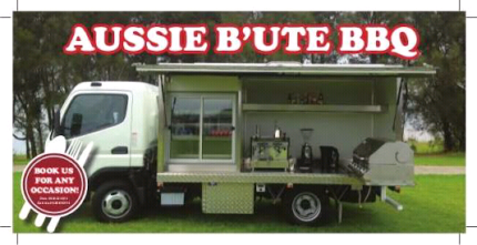 Mobile catering food truck available