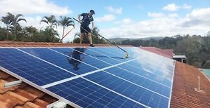 Solar panel cleaning Mareeba Tablelands Preview