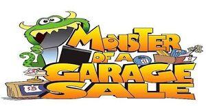 Monster Garage Sale - Sat 01/10/16 at 5:30am Heathwood Brisbane South West Preview