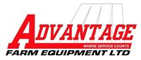Agricultural Equipment Salesperson