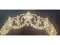 Beautiful Diamante tiara