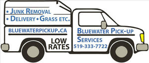 Bluewater Pick-Up Services - Grass Cutting, Junk Removal Sarnia Sarnia Area image 1