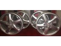 Mazda 6 (ts) alloys