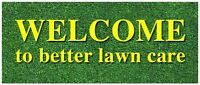 Spring into Affordable Lawn care