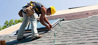 ROOFING  (SHINGLE & REPAIRS & FLAT ROOF/SOFFIT/FASCIA/GUTTER)