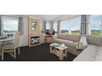 The Europa Cypress is a beautiful, central heated, double glazed modern caravan