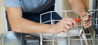 --- Dishwasher and other appliance repair services in GTA! ----