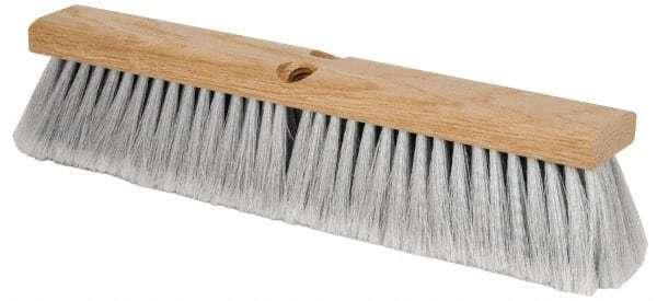 "PRO-SOURCE 16"" General Purpose Polypropylene Push Broom"
