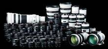 Canon Lenses Swap for Desktop or Laptop Computers Heidelberg Banyule Area Preview