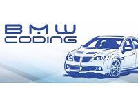 BMW coding, adaptations and retrofitting