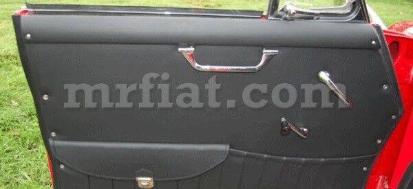 For Porsche 356 Convertible D Roadster Door Panels Set 1959-65 New