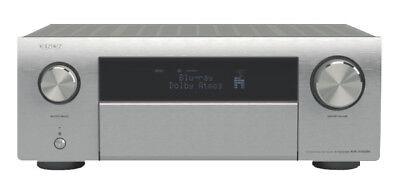 Denon AVR-X4500H A/V-Receiver Silber  Aussteller  Mit Ovp