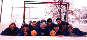 Join FCSSCs Newest League...BROOMBALL! London Ontario image 5